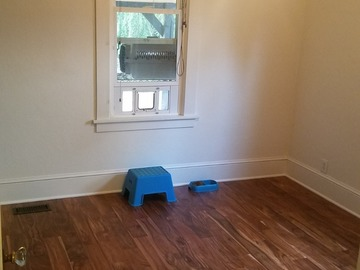 Space for Rent: Extra First Floor Bedroom